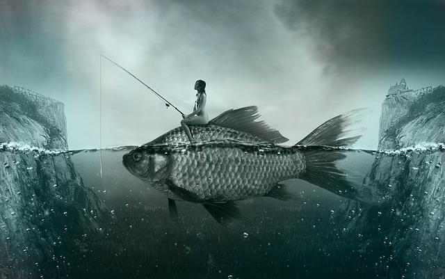 Odkrytá tajemství rybářů