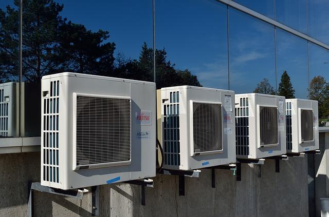 Bytová klimatizace – chladí, větrá i odvlhčuje