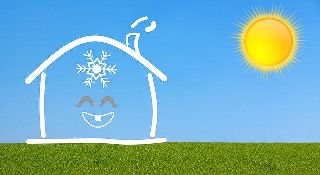 Klimatizace s tepelným čerpadlem zajistí dostatečné pohodlí
