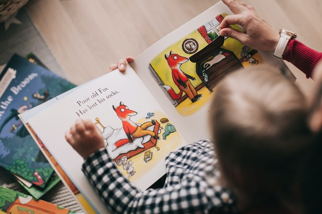 3 tipy na nejlepší knížky pro děti